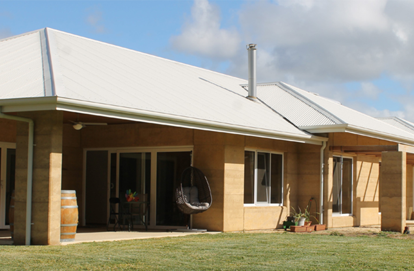 Exterior Image of House in Byford