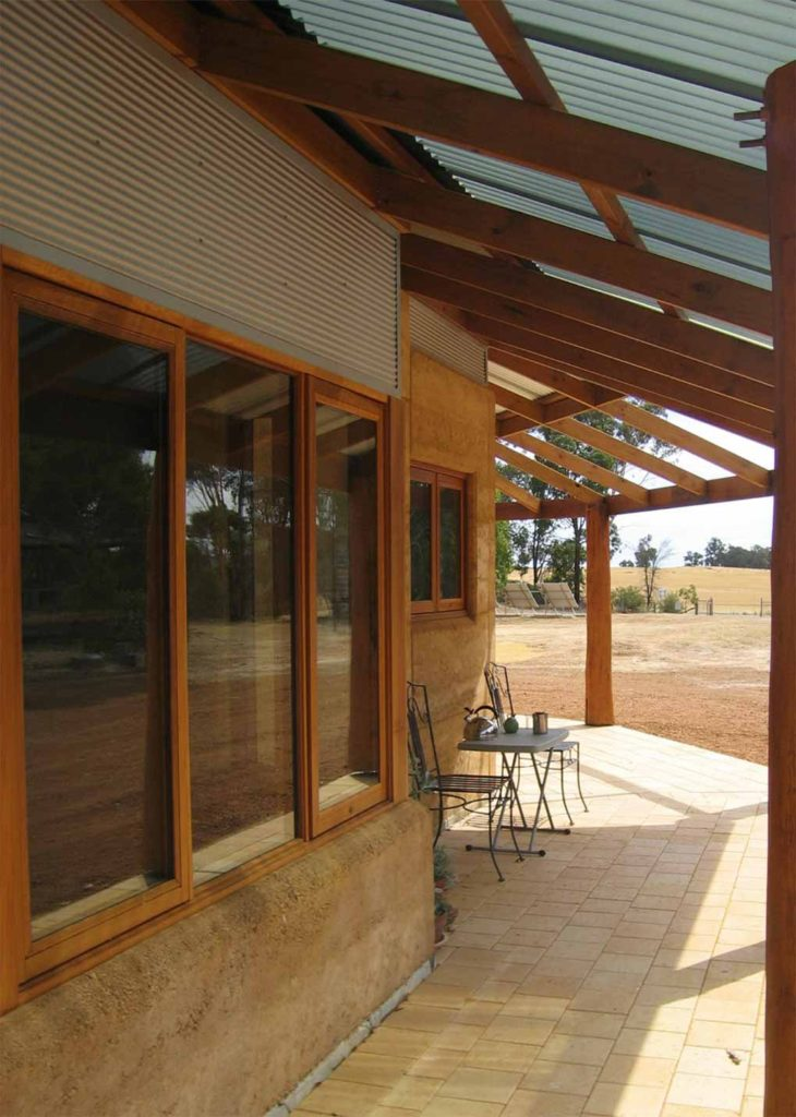 Exterior Image of House in Perth Hills