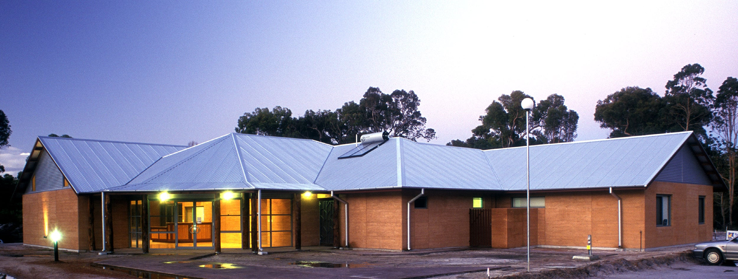 Cultural Centre Building in Northcliffe