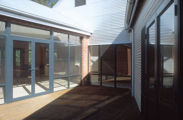 Timber Decking in Hovea Residences
